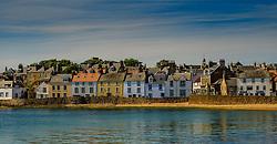 Pleasure craft in the harbour in Anstruther, Fife, Scotland<br /> <br /> (c) Andrew Wilson   Edinburgh Elite media