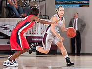December 4, 2010: The Rogers State University Hillcats play against the Oklahoma Christian University Lady Eagles at the Eagles Nest on the campus of Oklahoma Christian University.