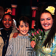 Sterrenplaybackshow 1998, Patty Harpenau en kinderen