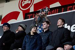 Portsmouth fans - Mandatory by-line: Ryan Crockett/JMP - 20/01/2018 - FOOTBALL - Aesseal New York Stadium - Rotherham, England - Rotherham United v Portsmouth - Sky Bet League One