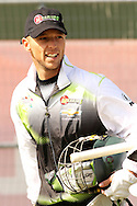 Davy Jacobs of the Warriors during the Warriors training session held at St Georges Park in Port Elizabeth on the 16 September 2010..Photo by: Shaun Roy/SPORTZPICS/CLT20