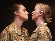 Close Quarters by Kate Bowen, A Sheffield Theatres and Out of Joint Co-Production.<br /> <br /> Director: Kate Wasserberg<br /> Designer: Max Jones<br /> Lighting Designer: Sarah Jane Shiels