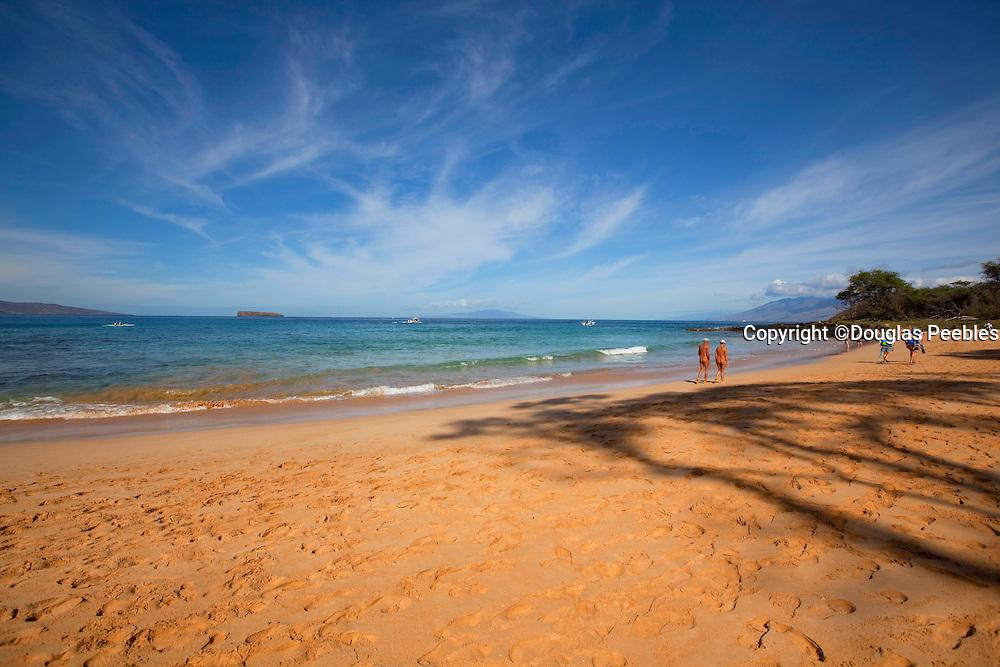 Puuolai, Little Beach, Makena, Maui, Hawaii