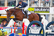 Luc Steegs - Everest<br /> FEI World Breeding Jumping Championships for Young Horses 2016<br /> © DigiShots