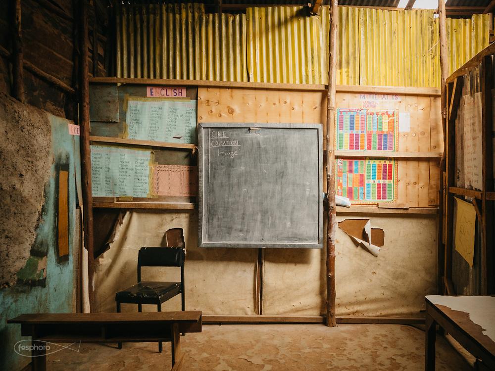 Kenia 2017: Scuola a Kibera