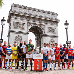 11,05,2017 press conference prior to the Hsbc Paris Rugby Sevens