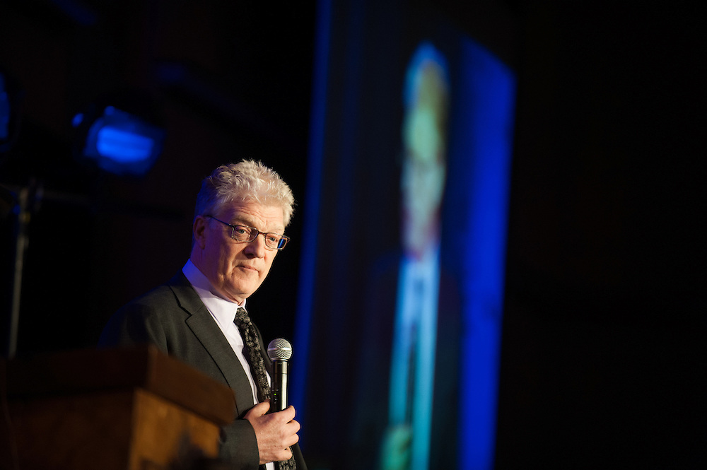 Sir Ken Robinson event