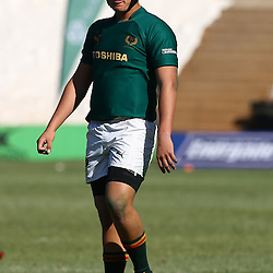 DURBAN, SOUTH AFRICA - JUNE 06: Marco Palvie of Glenwood during the 2015 Mutual & Federal Premier Interschools match between Glenwood High School and Monnas at Glenwood High School on June 06, 2015 in Durban, South Africa. (Photo by Steve Haag/Gallo Images)