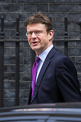 London, June 20th 2017. Secretary of State for Business, Energy and Industrial Strategy Greg Clark attends the weekly cabinet meeting at 10 Downing Street in London.