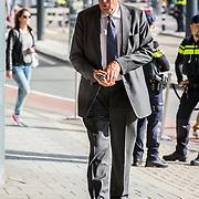 NLD/Amsterdam/20171014 - Besloten erdenkingsdienst overleden burgemeester Eberhard van der Laan, Cor van Zadelhoff