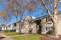 Exterior Image of Woodshire Apartments in Virgina Beach by Jeffrey Sauers of Commercial Photographics, Architectural Photo Artistry in Washington DC, Virginia to Florida and PA to New England