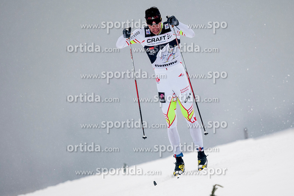 Alex Harvey of Canada during mens 10km Classic individual start of the Tour de Ski 2014 of the FIS cross country World cup on January 4th, 2014 in Cross Country Centre Lago di Tesero, Val di Fiemme, Italy. (Photo by Urban Urbanc / Sportida)