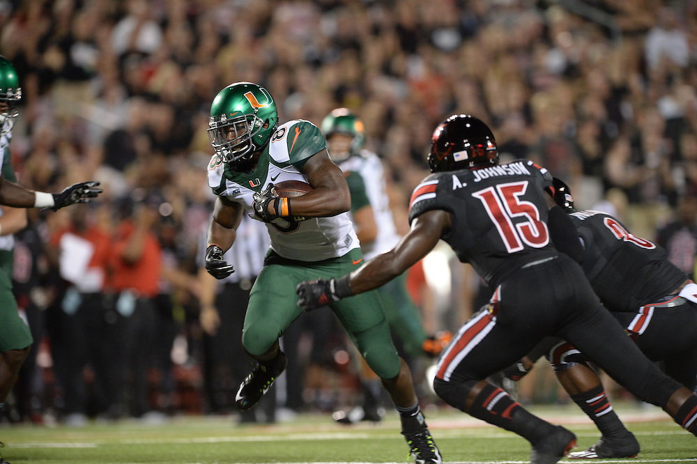2014 Miami Hurricanes Football @ Louisville