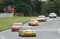 #43 Steve Cheetham Porsche Boxster S during the The Sylatech Porsche Club Championship with Pirelli at Oulton Park, Little Budworth, Cheshire, United Kingdom. September 03 2016. World Copyright Peter Taylor/PSP.