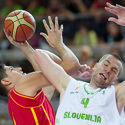 20130823: SLO, Basketball - EuroBasket 2013 warm-up match, Slovenia vs Montenegro