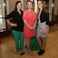 Heather Lindsey, Monica Wilson, Kelly Kuechle