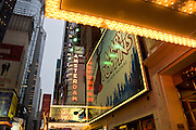 Times Square and Theater distric,New York,Manhattan,U.S.A.