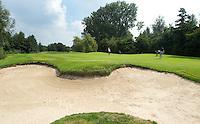UTRECHT - Golfclub Amelisweerd.hole 12.   COPYRIGHT KOEN SUYK