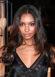 Jasmine Tookes visits Victoria's Secret New Bond Street, London alongside LIVY founder, Lisa Chavy to celebrate Victoria's Secret introducing LIVY.