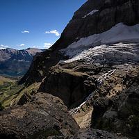 Sexton glacier, Glacier National Park, Montana