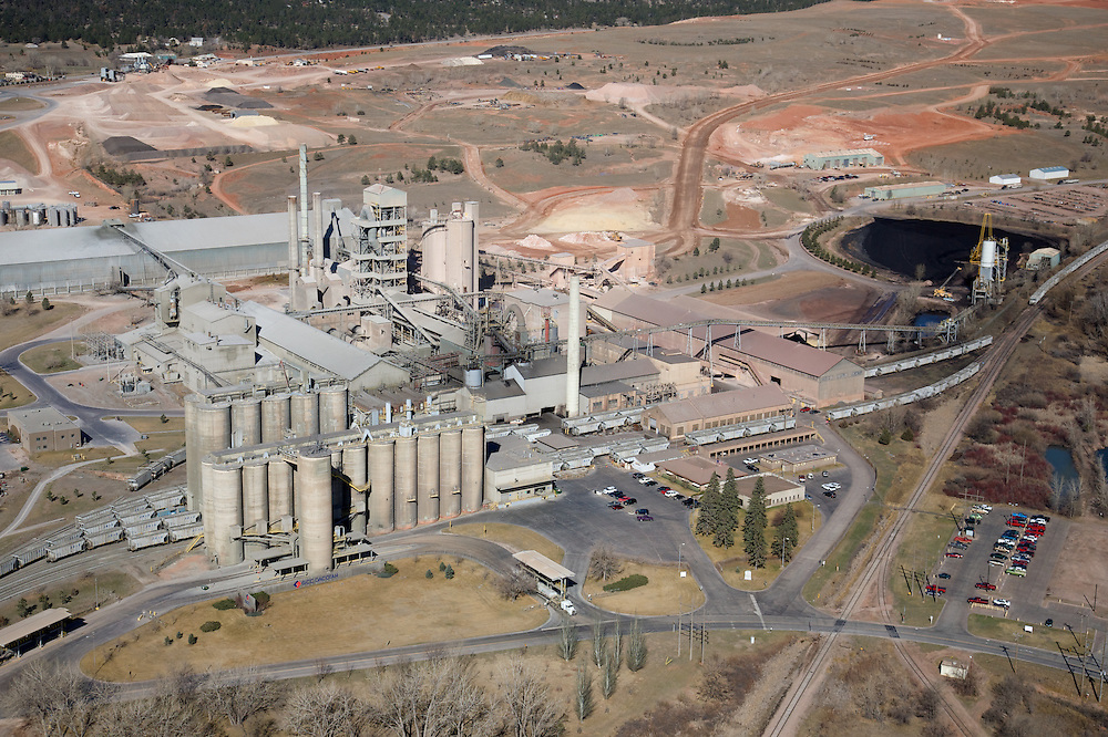 Rapid City, SD  GCC Dacotah Plant