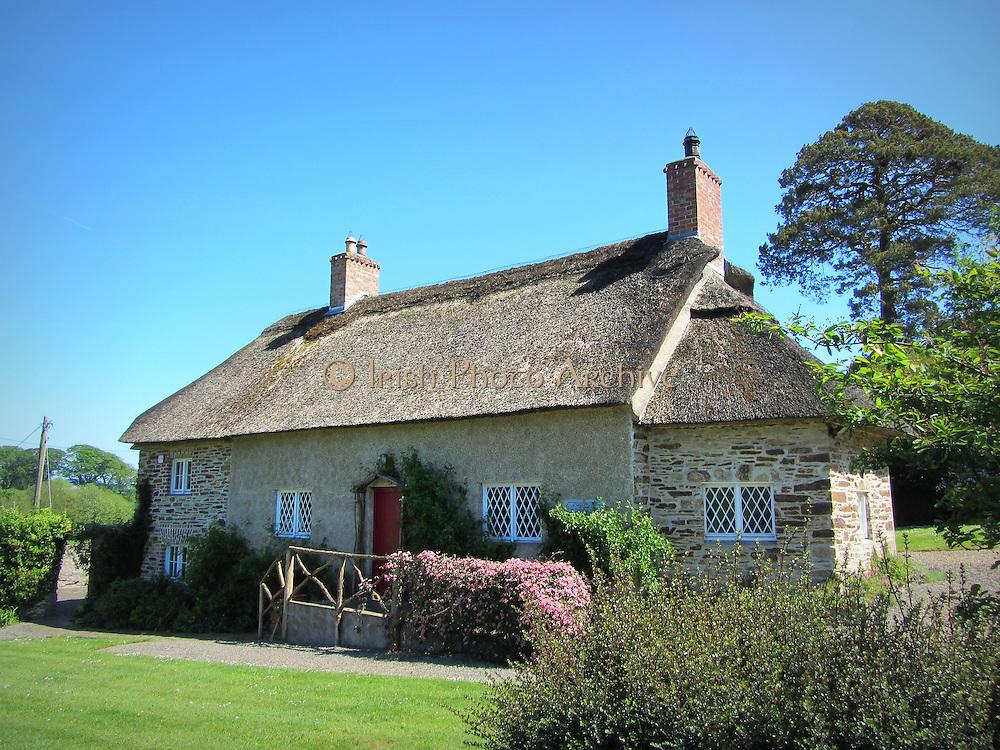 St Mogue's Cottage, Ferns,  Wexford, c.18th century,