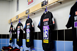General view of Henry Slade of Exeter Chiefs shirt - Mandatory by-line: Ryan Hiscott/JMP - 14/04/2019 - RUGBY - Sandy Park - Exeter, England - Exeter Chiefs v Wasps - Gallagher Premiership Rugby