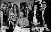 The Runaways sign contract with record company - 1976