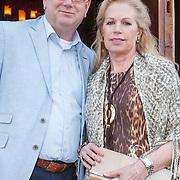 NLD/Amsterdam/20150511 - Jon van Eerd en Ton Fieren vieren hun 35jarig partnerschap, Ruud de Graaf en partner