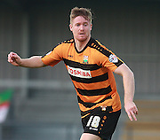 Barnet striker Michael Gash during the Sky Bet League 2 match between Barnet and Exeter City at The Hive Stadium, London, England on 31 October 2015. Photo by Bennett Dean.