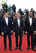 26.MAY.2013. CANNES<br /> <br /> CELEBRITIES ATTEND THE CLOSING CEREMONY AND THE 'ZULU' FILM PREMIERE AT THE 66TH CANNES FILM FESTIVAL HELD AT THE PALAIS DES FESTIVAL IN CANNES, FRANCE.<br /> <br /> BYLINE: EDBIMAGEARCHIVE.CO.UK<br /> <br /> *THIS IMAGE IS STRICTLY FOR UK NEWSPAPERS AND MAGAZINES ONLY*<br /> *FOR WORLD WIDE SALES AND WEB USE PLEASE CONTACT EDBIMAGEARCHIVE - 0208 954 5968*