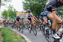 Lucy Garner (Wiggle High5) - Tour of Chongming Island 2016 - Stage 2. A 113km road race on Chongming Island, China on May 7th 2016.- Tour of Chongming Island 2016 - Stage 2. A 113km road race on Chongming Island, China on May 7th 2016.