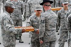 Air Force Graduation - 321st Training Squadron