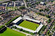 Nederland, Overijssel, Deventer, 17-07-2017; Go Ahead Eagles, stadion de Adelaarshorst.<br /> luchtfoto (toeslag op standard tarieven);<br /> aerial photo (additional fee required);<br /> copyright foto/photo Siebe Swart