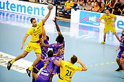 DESCRIZIONE : Handball Tournoi de Cesson Homme<br /> GIOCATORE : Jean LUC LEGALL<br /> SQUADRA : Selestat<br /> EVENTO : Tournoi de cesson<br /> GARA : Tremblay Selestat<br /> DATA : 07 09 2012<br /> CATEGORIA : Handball Homme<br /> SPORT : Handball<br /> AUTORE : JF Molliere <br /> Galleria : France Hand 2012-2013 Action<br /> Fotonotizia : Tournoi de Cesson Homme<br /> Predefinita :