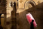 Cairo Candy Floss Seller