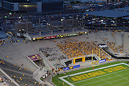 TEMPE, AZ - SEPTEMBER 03:  General view as construction continues on at Sun Devils Stadium prior to the between Northern Arizona and Arizona State on September 3, 2016 in Tempe, Arizona. The Sun Devils won 44-13.  (Photo by Jennifer Stewart/Getty Images)