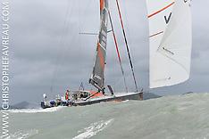 2013 - TRANSAT JACQUES VABRE ARRIVAL - IMOCA CLASS - ITAJAI - BRAZIL