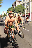 World Naked Bike Ride - Cape Town 2012