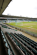 Home Park before the Sky Bet League 2 match between Plymouth Argyle and Mansfield Town at Home Park, Plymouth, England on 13 February 2016. Photo by Graham Hunt.