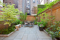 Courtyard at 66 West 87th Street