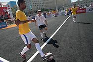 German team visit Viña del Mar