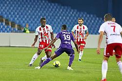 May 23, 2018 - Montpellier, France - Mady Camarra (ACA) vs vs Wergiton Somalia (TFC) (Credit Image: © Panoramic via ZUMA Press)