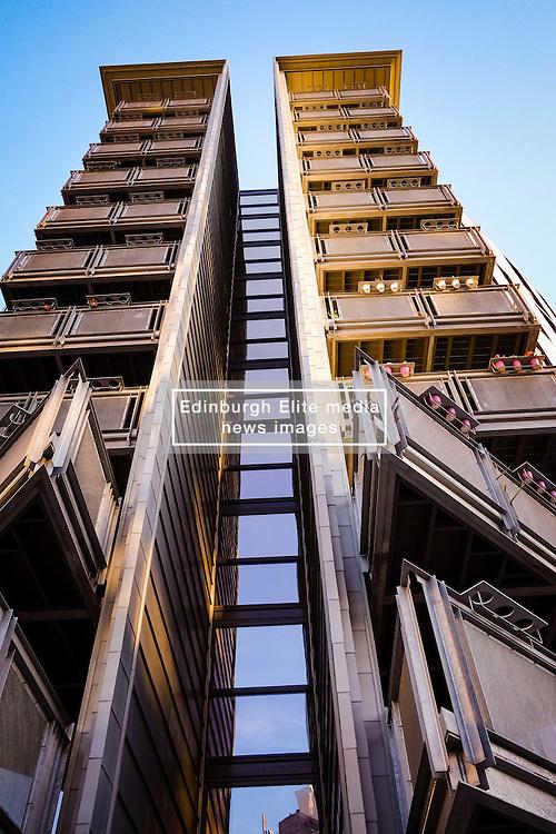 Modern multi-storey housing at Wharton Square in central Edinburgh  part of the Quartermile development.<br /> <br /> (c) Andrew Wilson | Edinburgh Elite media