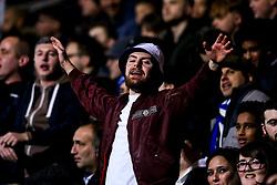 Queens Park Rangers fans - Mandatory by-line: Robbie Stephenson/JMP - 15/02/2019 - FOOTBALL - Loftus Road - London, England - Queens Park Rangers v Watford - Emirates FA Cup fifth round proper