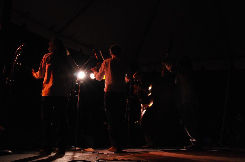 The Greg Morton Band concert at the 2011 Tucson Folk Festival. Event photography by Martha Retallick.