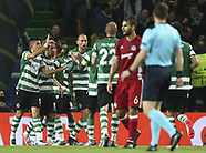 Sporting vs Olympiacos - 22 Nov 2017