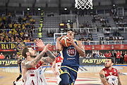 Carr Tony<br /> FIAT Torino - AX Armani Exchange Milano<br /> Zurich Connect Supercoppa 2018 - Finale -<br /> Legabasket Serie A 2018-2019<br /> Brescia 29/09/2018<br /> Foto M.Matta/Ciamillo & Castoria