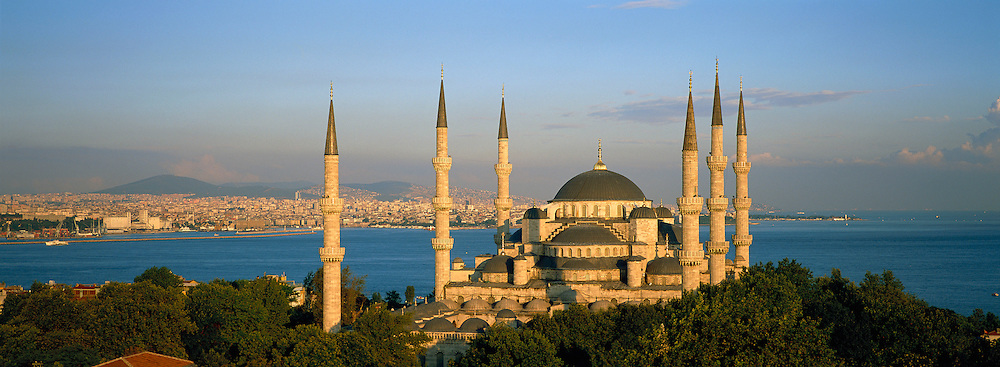 Turquie - Istanbul - Mosquée Sultan Ahmed - Mosquée bleue // Sultan Ahmed mosque - Blue mosque - Istanbul - Turkey