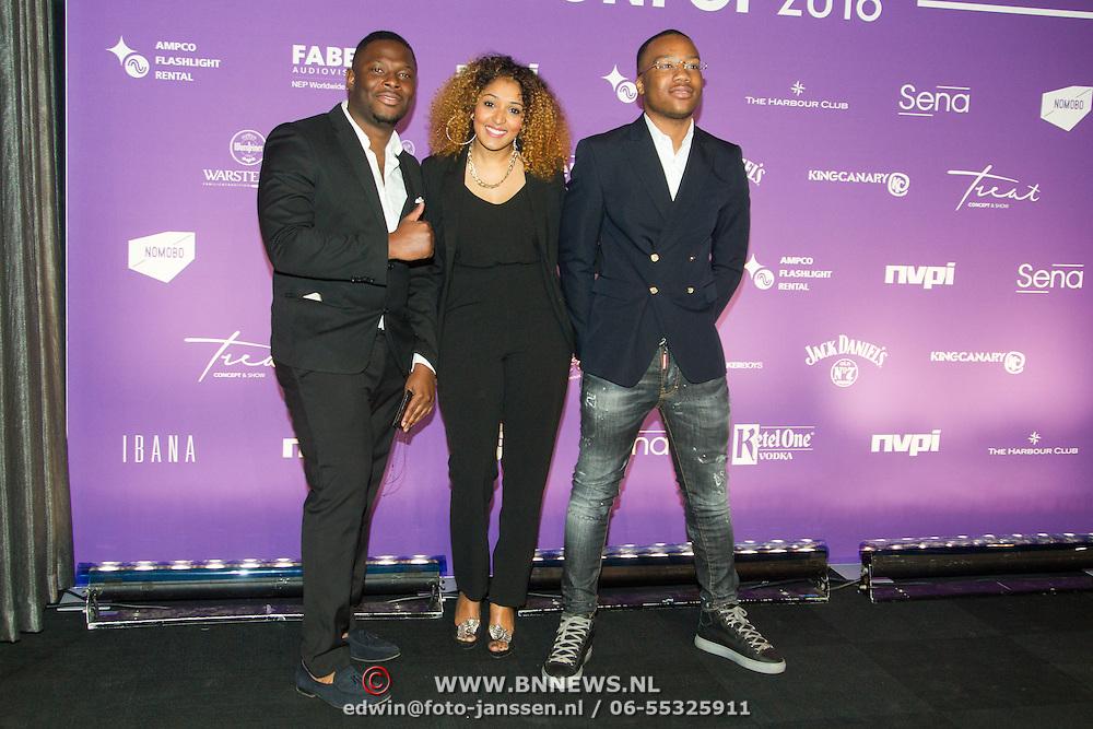 NLD/Amsterdam/20160321 - Edison Pop Awards 2016, New Wave